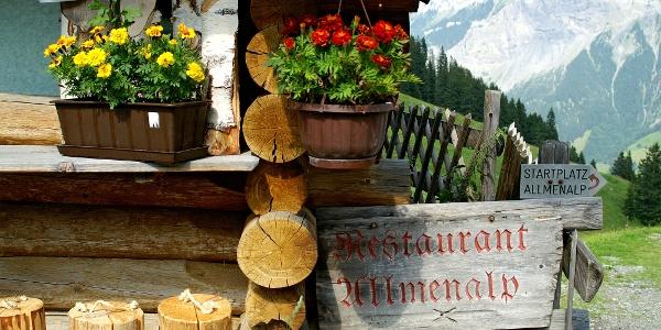 Bergrestaurant Allmenalp.