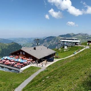 Bergstation Sternen, Hoch-Ybrig
