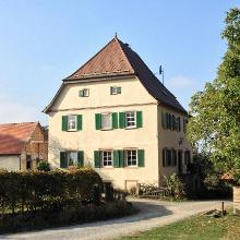 Forsthaus in Neusaß