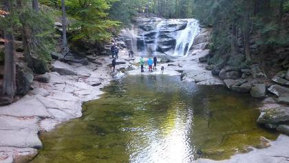 Mummelwasserfall