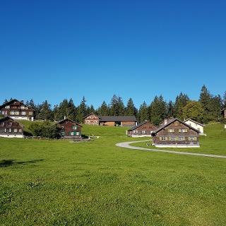 Ferienhaussiedlung am Bödele