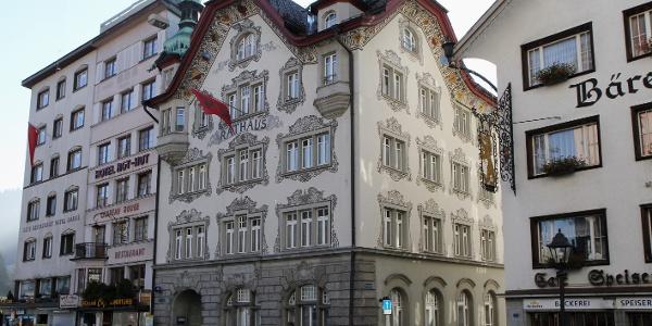 Rathaus Einsiedeln
