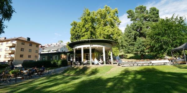 Parkcafé Lillehammer