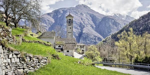 Chiesa di San Remigio, Linescio