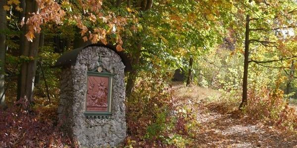 Kreuzweg zur Moritzkapelle