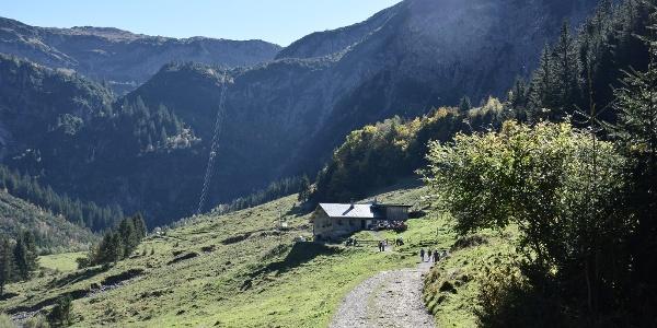 Bernhards Gemstelhütte