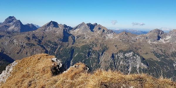 Widderstein Krumbacher Höhenweg