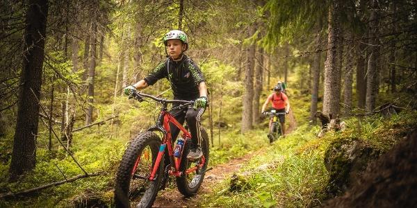 Nearest Mountain Bike Trail