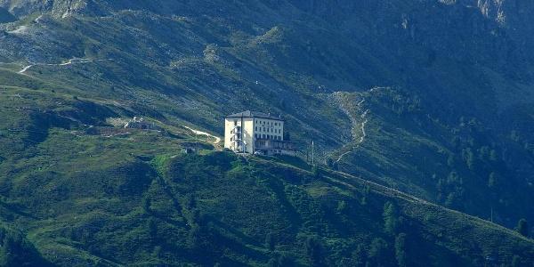 Hotel Weisshorn.