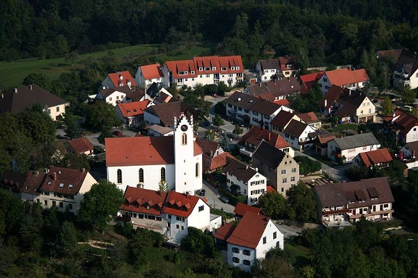 Altstadt von Aach