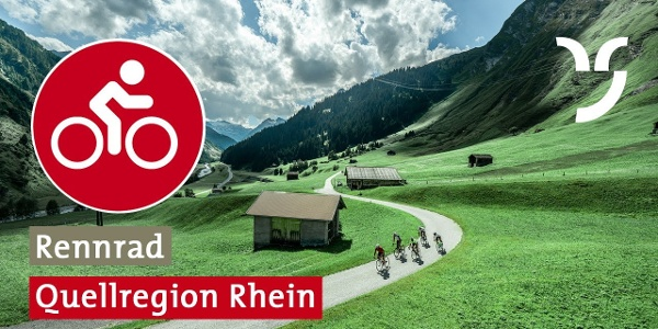 Roadcycling Route Rhein
