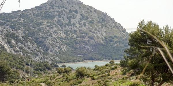 Wanderung vom Cúber-Stausee nach Sóller