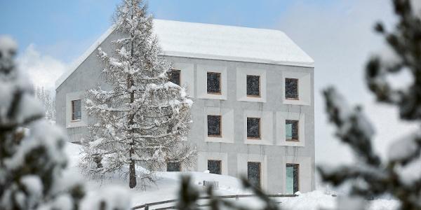 Berglodge Laresch Winter