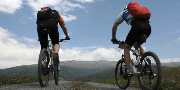 Mountainbiken auf der Grebenzen