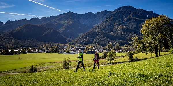 Wandern in Bad Reichenhall