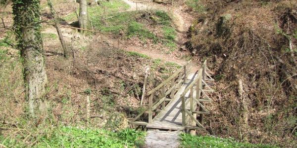 Ungeuerklamm - Naturdenkmal