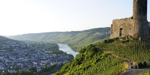 Moselsteig: Trier - Bernkastel-Kues