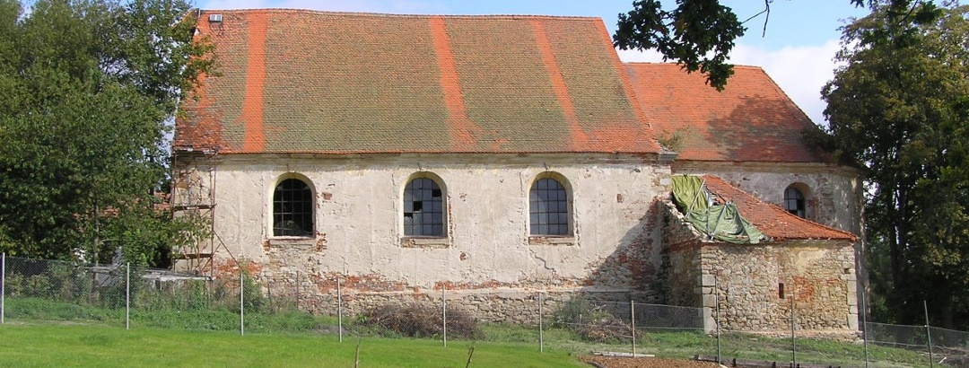 Kirche St. Wolfgang in Ostroh/Seeberg