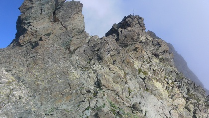 Punta Venezia Gipfelkamm