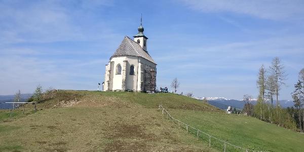 Hollenegg - Wolfgangikirche