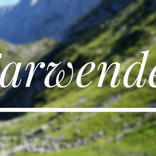 Mountainbiken im Karwendel-Gebirge (Ahornboden und Lamsenjoch)