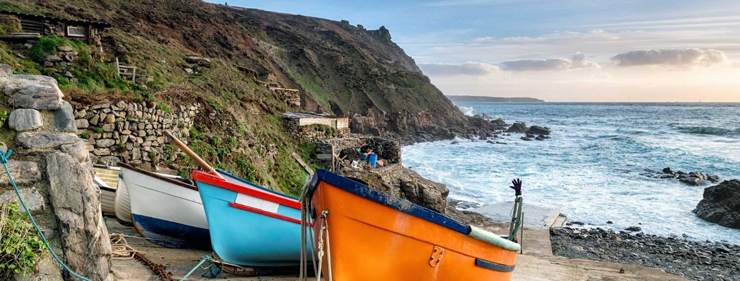 Cornwall: Wilde Westküste St. Ives - Penzance