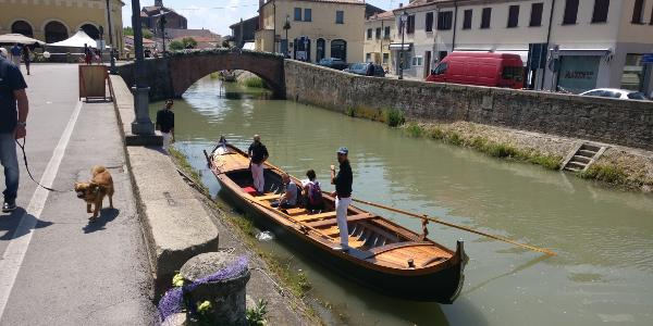 Monselice - Canale Bisatto