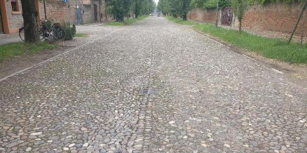 Ferrara - Corso Ercole I d'Este