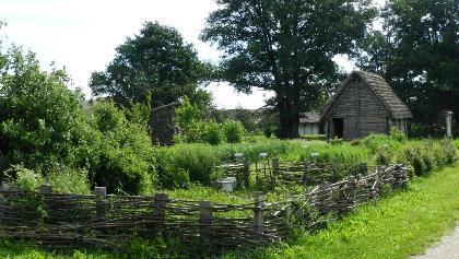 Der Vorgeschichtliche Garten im Geschichtsdorf Landersdorf