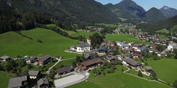 Unken - Salzburger Saalachtal
