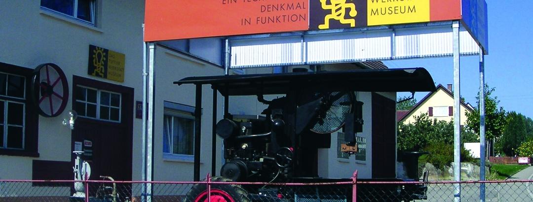 Tüftlerwerkstatt-Museum in Frickingen-Altheim