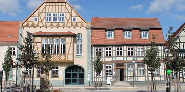 Arneburg historisches Rathaus
