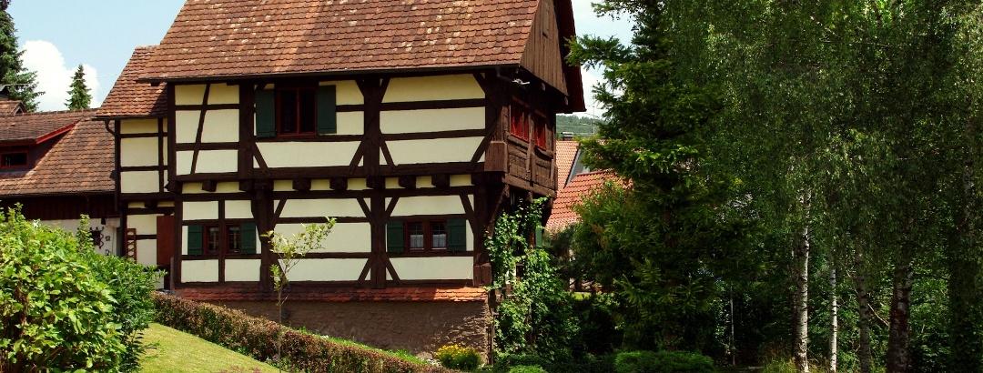 Schwedenhaus in Salem-Beuren