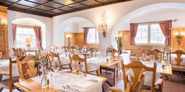 Restaurant La Clav im Hotel Adula