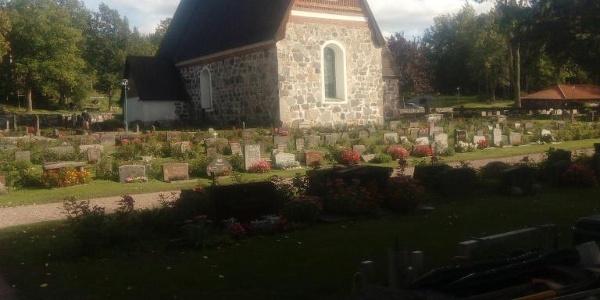 Tegelsmora kyrka