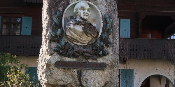 Batlogg Denkmal