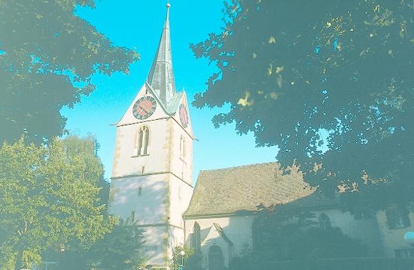 Wehrkirche Thayngen