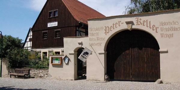 """Heimatmuseum im Historischen Weinböhlaer Weingut """"Peterkeller"""""""