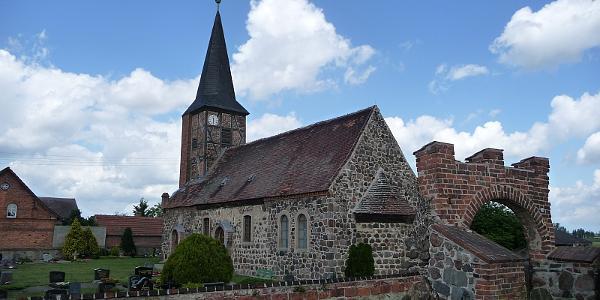 Bindfelde, Kirche