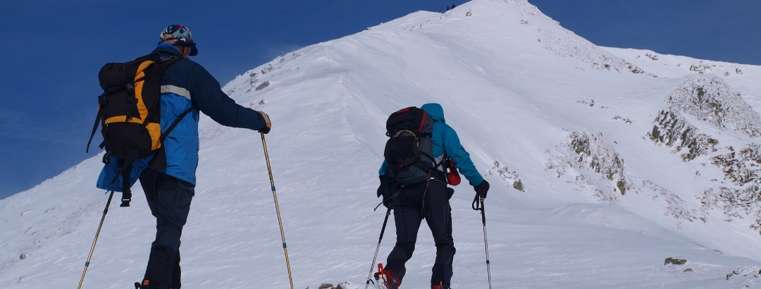 Kerschkern (2227 m) aus dem Triebental, Triebener Tauern