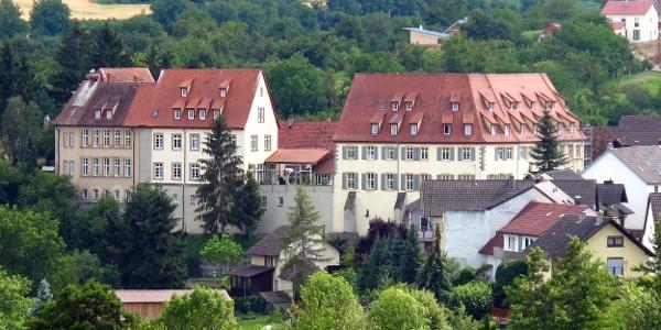 Schloss Unteröwisheim, ehemals Pfleghof des Klosters von Maulbronn