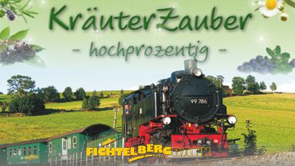 SDG Fichtelbergbahn - Kräuterzauber