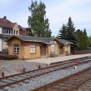 Museumsbahnhof Dresden-Gittersee