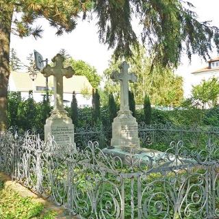 Grabmal der Familie Dathe von Burgk