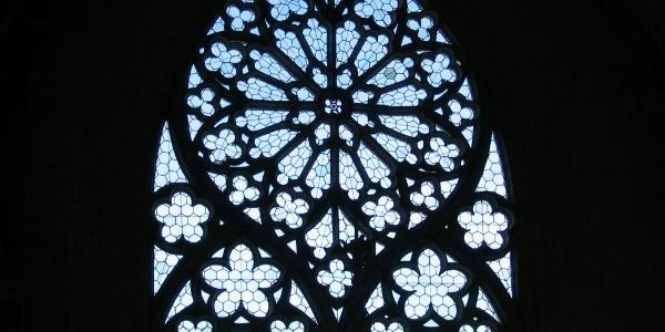 Fensterrosette Münster Salem