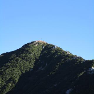 Der Gipfel von der Freudenreichkapelle