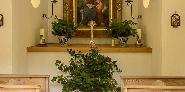 In der Annakapelle