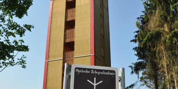Lattbergturm bei Entrup