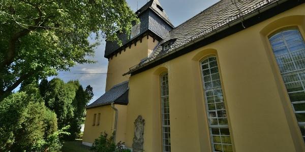 Wehrkirche Pöllwitz