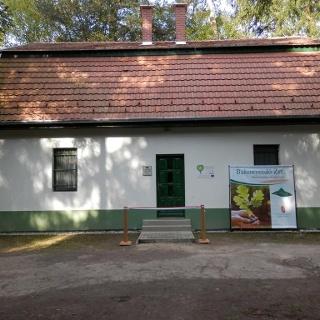 A Hubertlaki kulcsosház